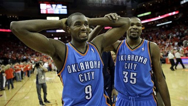 Thunder's Loss To Houston A Blessing In Disguise