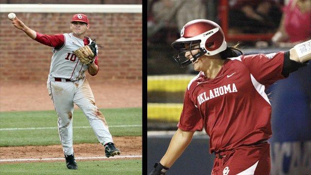 Oklahoma Baseball, Softball Facing Pivotal Weekend