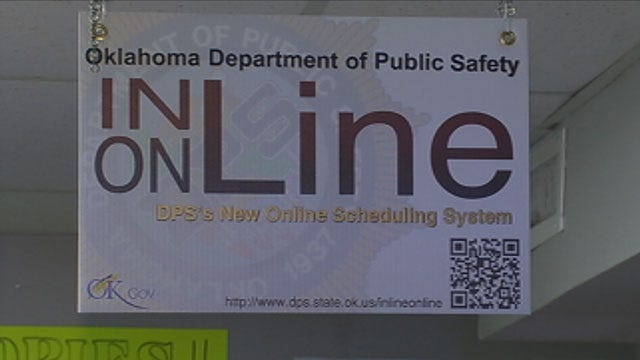 New Online System Speeds Up OK DPS Appointment Scheduling