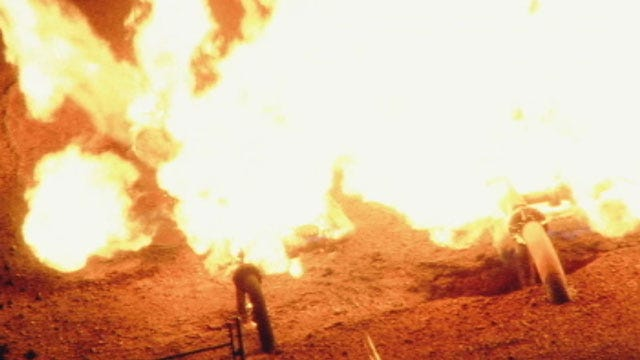 Witnesses Describe Logan County Gas Explosion