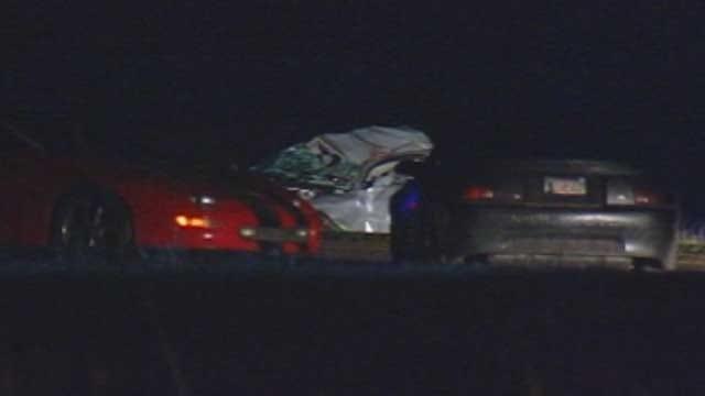 Driver Critically Injured In Drag Racing Crash Near OKC Lake