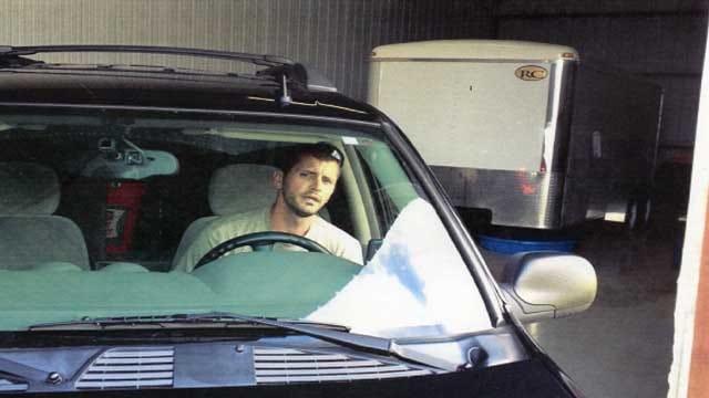 Police Release Photo Of Man Accused Of Burglarizing Yukon Airport
