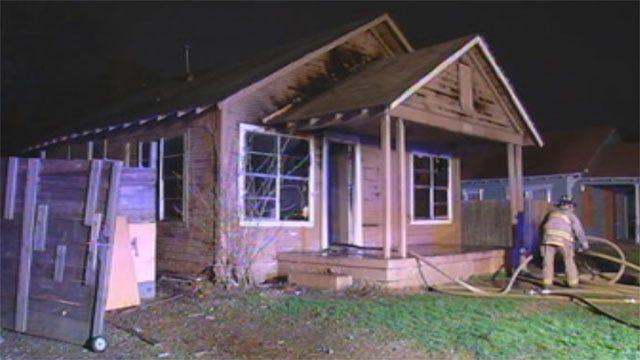 Arson Investigators Look Into SE OKC House Fire