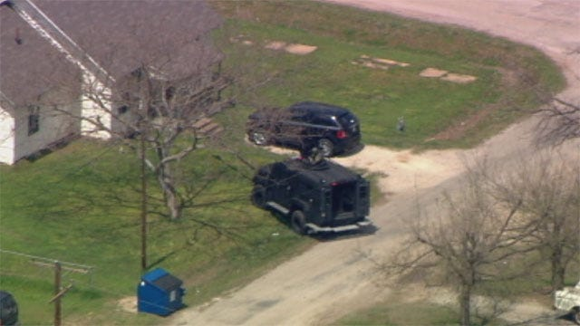 Garvin County Investigators Search For Murder Motive After Standoff
