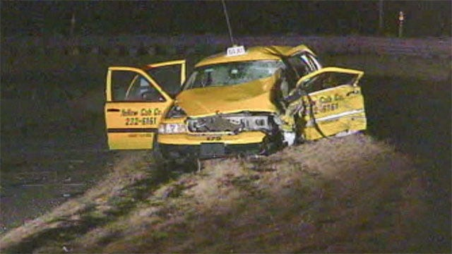 Man Arrested For Murder In OKC DUI Crash That Killed Taxi Driver