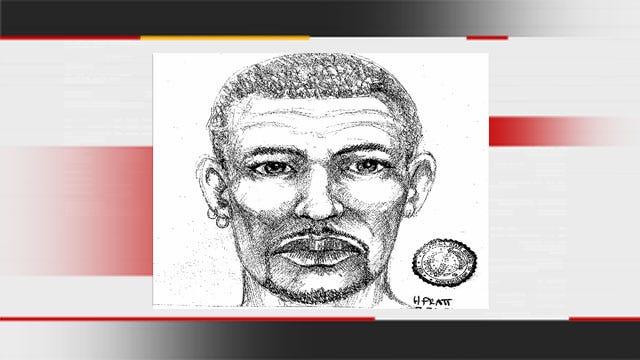 Sketch Released Of OKC Rapist