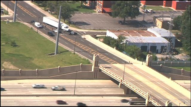 'Suspicious Package' Near Downtown OKC Contains Clothes