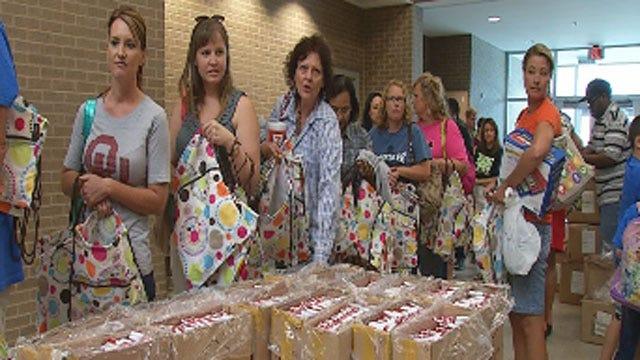 Moore Teachers Return For New School Year