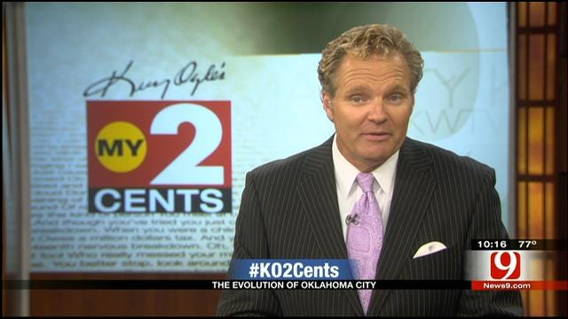 My 2 Cents: Touring The 'New' OKC