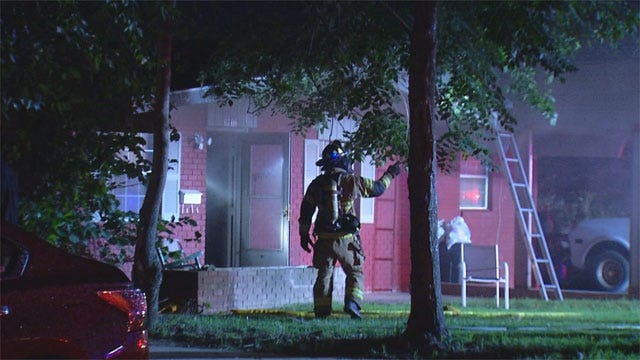 Police: Man Admits to Setting House, Business on Fire in Bethany