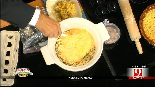 Mama's Slow Cooker Mac & Cheese