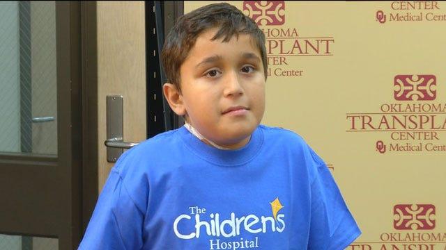 Stillwater Boy A Rare Match For Kidney Transplant