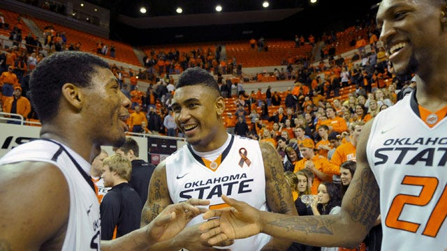 Stillwater One Of Nine Stops For College Gameday Basketball Edition
