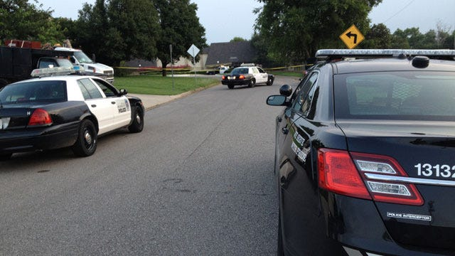 Homeowner Shot In NW OKC, Suspect Caught After Crash