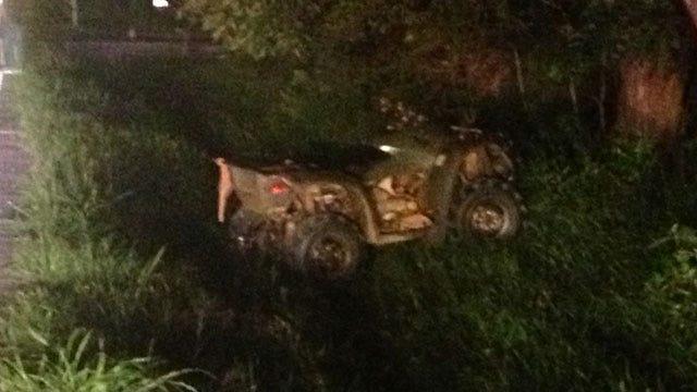 Child Injured In ATV Accident Near Yukon
