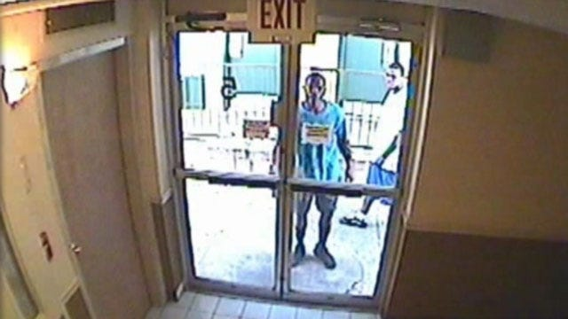 Police Release Photos Of Suspects In Murder At NE OKC Hotel