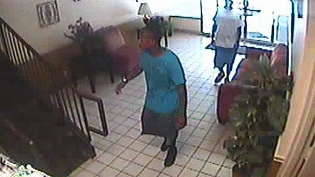 Police Release Photos Of Suspects In Murder Of Edmond Man