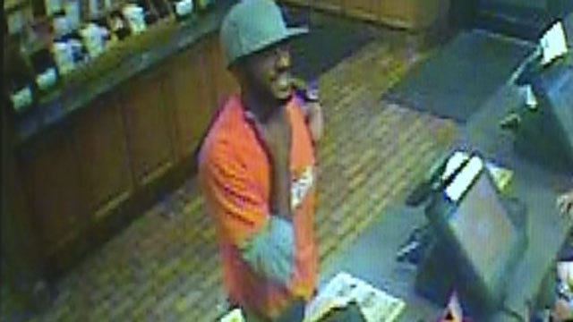Police Seek Suspect Who Robbed SW OKC Whataburger At Gunpoint