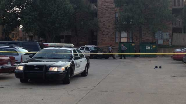 Suspect Arrested In Fatal Shooting At NW OKC Apartment Complex