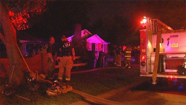Clothes Dryer Blamed For SW OKC House Fire