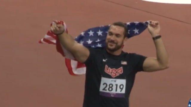 World Champion Paralympic Athlete Returns To Edmond