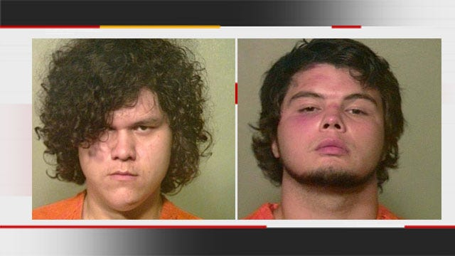 Police Arrest Suspects, Identify Man Killed At NW OKC Apartment Complex