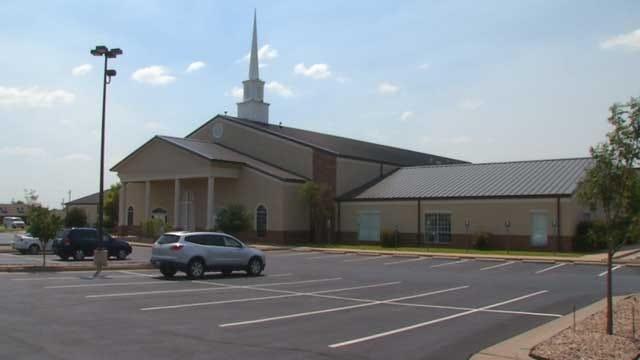 Moore Church Gives Back To Victims Of May Tornado
