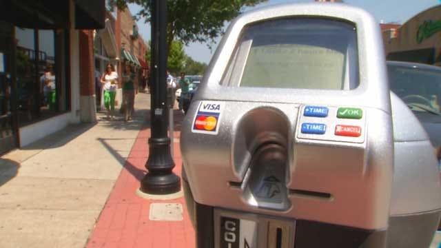 Price To Park On Campus Corner In Norman Quadruples