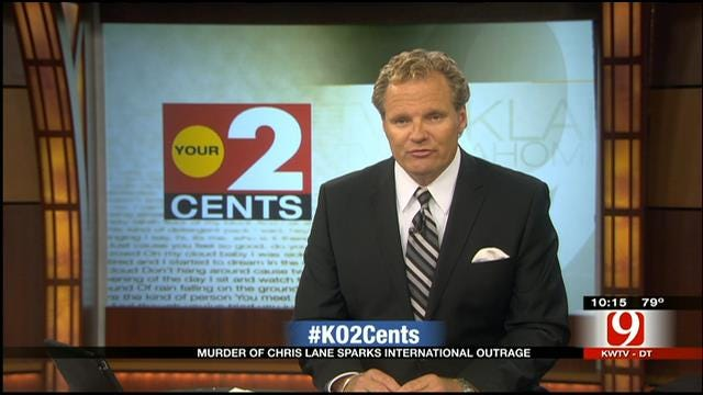 Your 2 Cents: Murder Of Chris Lane Goes International
