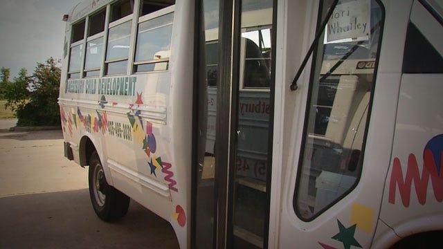 OKC Mom Upset After Son Left On Daycare Bus