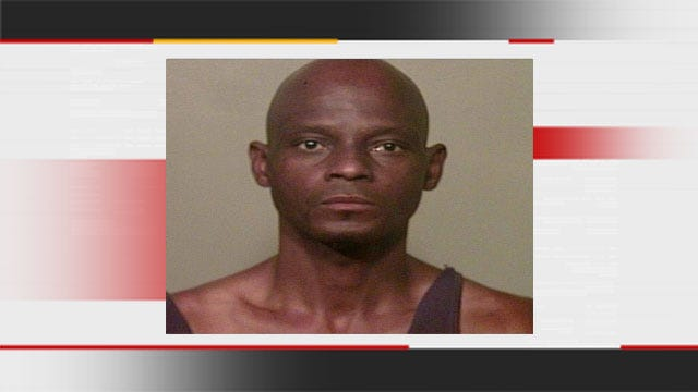 OKC Man Accused Of Molesting Girl, Burning Her With Cigarette