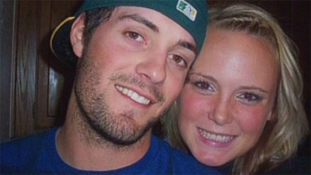 Vigil Held For Murdered ECU Baseball Player