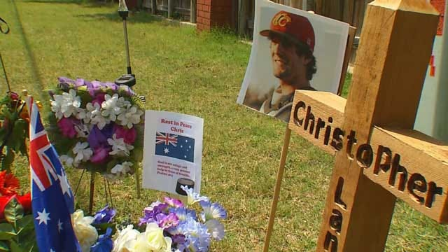 Friends Gather To Remember The Life Of Slain ECU Baseball Player