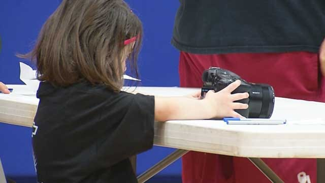 OKC Program Gives Hope To Children In Need Through Photography