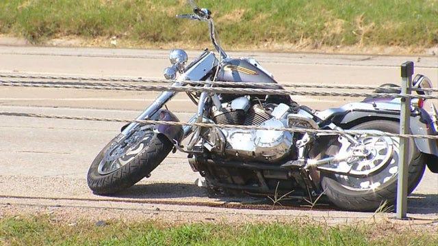 One Killed, One Injured In Motorcycle Crash In Northwest OKC