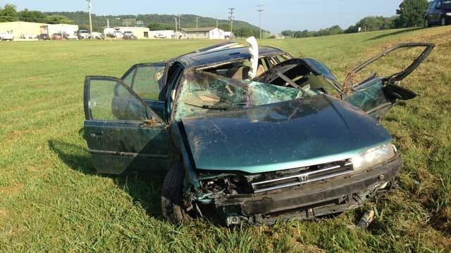 Woman Injured After Falling Asleep, Crashing Car Near Cleveland