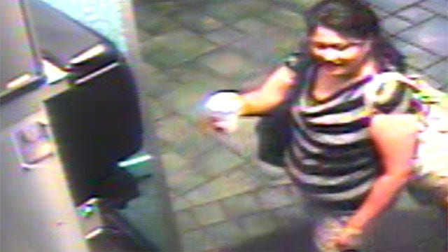 Police Release Photos Of Woman Accused In OKC Carjacking