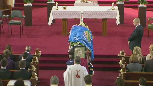 ECU Student Killed In Duncan Laid To Rest In Native Australia