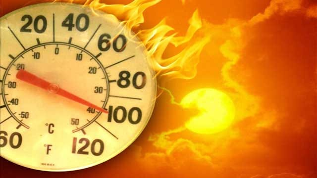 EMSA Issues Heat Alert In OK Due To High Temperatures, Humidity