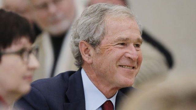 George W. Bush Undergoes Heart Procedure