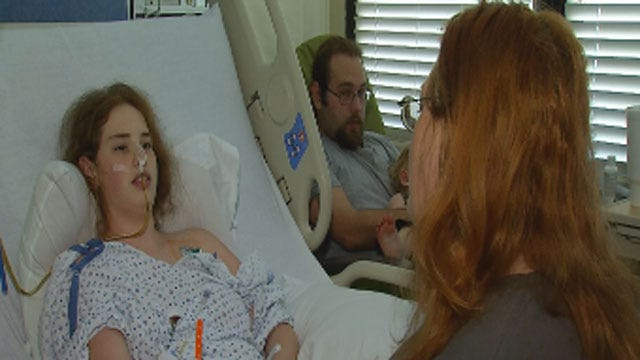 Police: Robbery Suspect Steals From Family Of Tulsa Girl Battling Disease