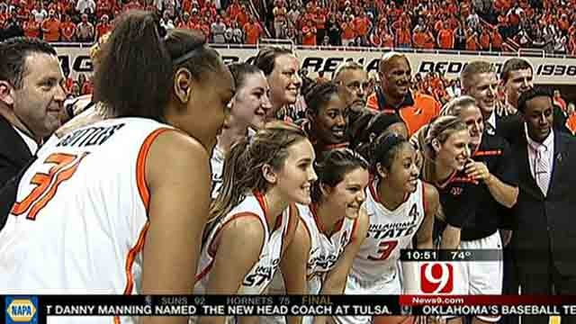 Cowgirl Basketball Releases 2014 Conference Schedule