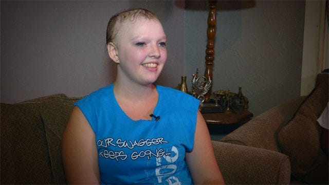 Outpouring Of Help Leads To Fund For Clinton Teen In Need Of Wig