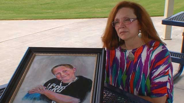 Parents Of Deceased Plaza Towers Students Receive Special Gift
