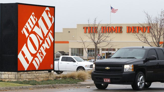 Home Depot Stores Hold Job Fairs In OKC, Moore