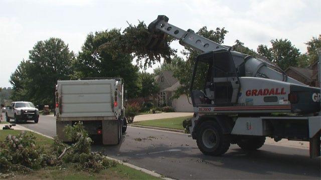 OKC Completes Storm Debris Collection