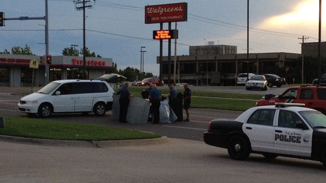 Pedestrian Struck, Killed In Bethany