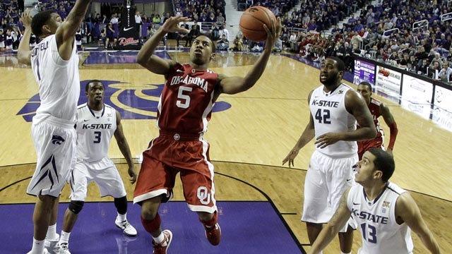 Sooner Basketball Finalizes 2013-14 Schedule