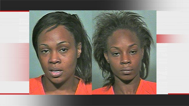 2 Arrested For Shoplifting, Assaulting Employees At OKC Cosmetics Store
