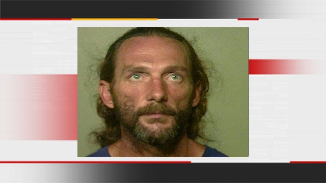 Late-Night Mowing Leads To Drug Arrest In OKC